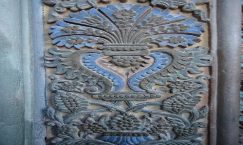 Zdjęcie ARMENIA / Armawir / Eczmiadzyn (Wagharszapat) / Katedra w Eczmiadzynie