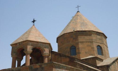 Zdjęcie ARMENIA / Armawir / Eczmiadzyn (Wagharszapat) / Szogakat