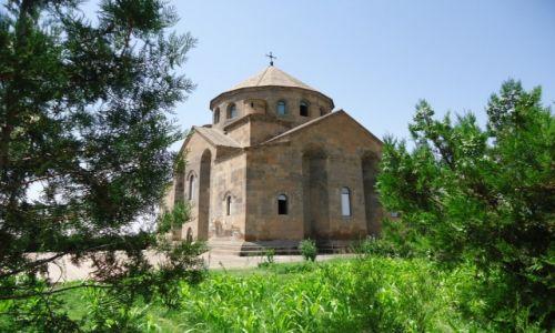 Zdjęcie ARMENIA / Armawir / Eczmiadzyn (Wagharszapat) / Chripsyne