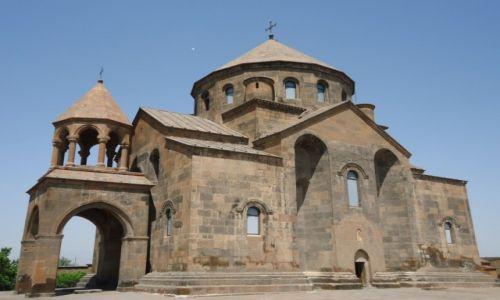 Zdjecie ARMENIA / Armawir / Eczmiadzyn (Wagharszapat) / Chripsyne (3)