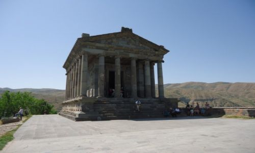 Zdjęcie ARMENIA / Kotajk / Garni / Garni