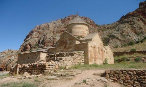 Zdjecie ARMENIA / Vayots Dzor / Norawank / Kościół św. Jana Chrzciciela