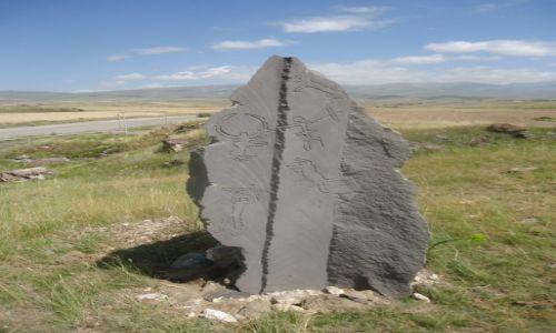 Zdjęcie ARMENIA / Sjunik / okolice Sisjan / Współczesny krąg