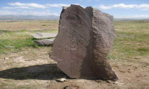 Zdjęcie ARMENIA / Sjunik / okolice Sisjan / Współczesny krąg (2)