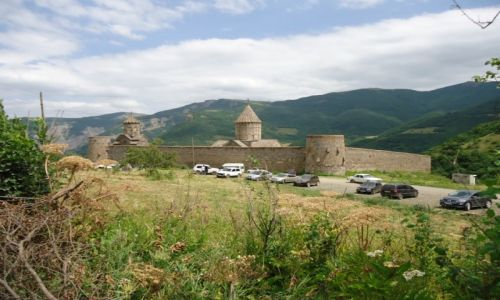 Zdjęcie ARMENIA / Sjunik / Tatev / Tatev