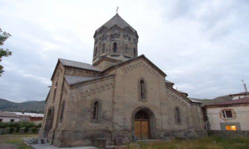 Zdjęcie ARMENIA / Sjunik / Goris / Kościół