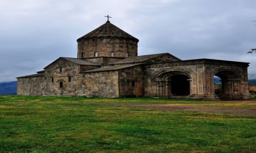 Zdjęcie ARMENIA / prowincja Syunik / wioska Tatev / Klasztor