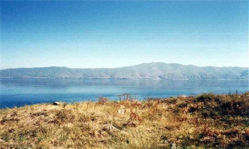 ARMENIA / brak / okolice miasta Sevan / Jezioro Sevan