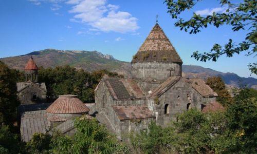 Zdjecie ARMENIA / Alaverdi / Sanahin / Klasztor Sw. Astvasantsin