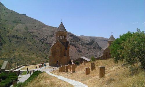 Zdjecie ARMENIA / Vayots Dzor / Norawank / Armenia 2015