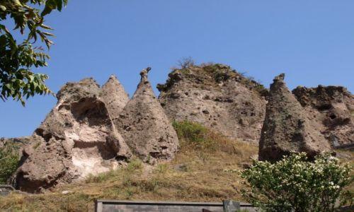 Zdjęcie ARMENIA / Goris / Stare Goris / Kawałek ormiańskiej Kapadocji