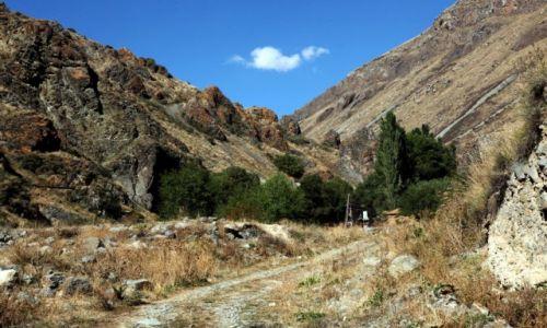 Zdjęcie ARMENIA / Sisian / Vorotan / Na przełęczy