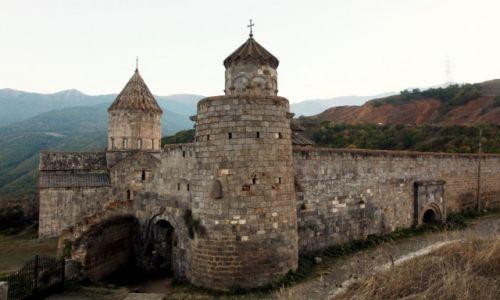 Zdjęcie ARMENIA /  Sjunik / Tatev / Klasztor