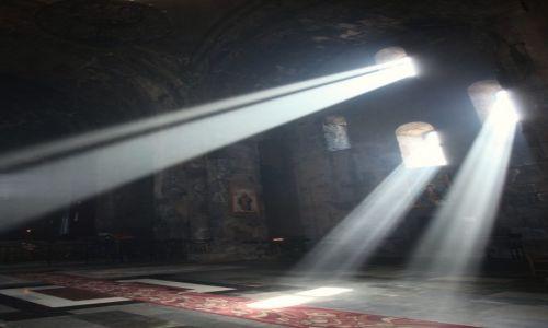 Zdjęcie ARMENIA /  Sjunik / Tatev / Światłość