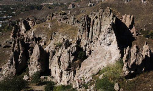 Zdjęcie ARMENIA / Sjunik / Stare Goris / Formacje skalne