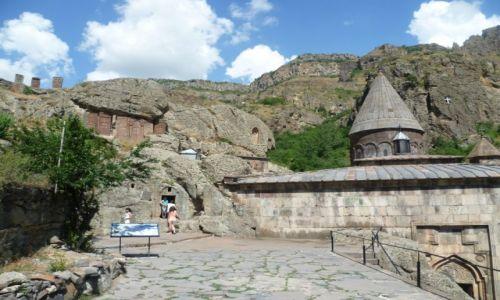 Zdjęcie ARMENIA / - / GEGHARD / KAUKAZ