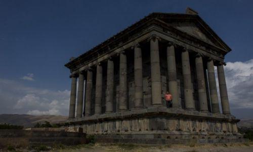 Zdjecie ARMENIA / Garni / Garni Temple / Temple