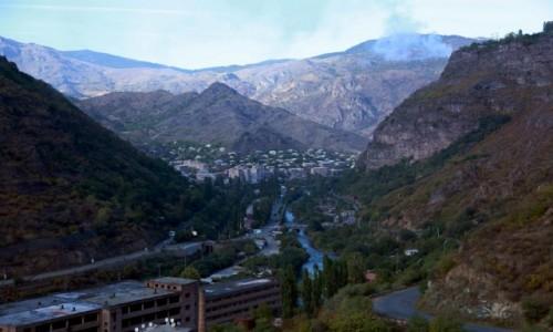 Zdjęcie ARMENIA / Lori Marz / Alaverdi / Kanion rzeki Debed