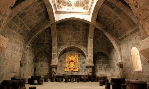 Zdjęcie ARMENIA / Tawush - Diliżan  / Klasztor w Hagarcin / Kaplica