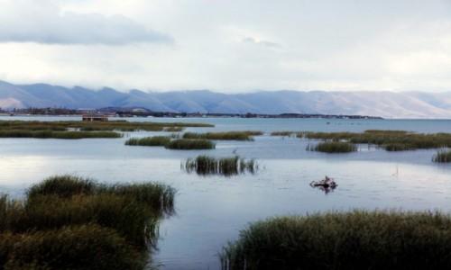 Zdjęcie ARMENIA / Gegharkunik / Sevan / Ormiańskie morze