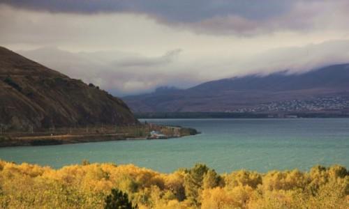 Zdjęcie ARMENIA / Gegharkunik / Sevan / Dwa brzegi