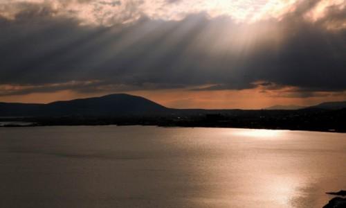 Zdjęcie ARMENIA / Gegharkunik / Sevan / U schyłku dnia