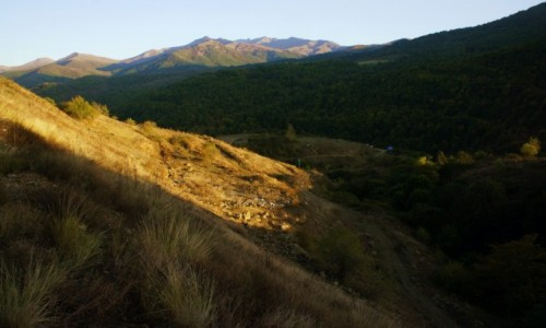 Zdjęcie ARMENIA / Gegharkunik / Sevan / W drodze do Sewanawank