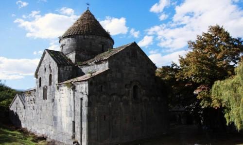 Zdjęcie ARMENIA / Lori Marz / Klasztor w Sanahin  / Trwałość