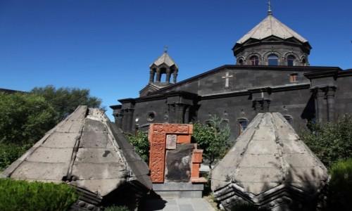 Zdjecie ARMENIA / Shirak / Gyumri  / Katedra Matki Bożej