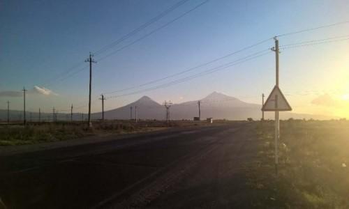 Zdjecie ARMENIA / Ararat  / Ararat  / Ararat góra