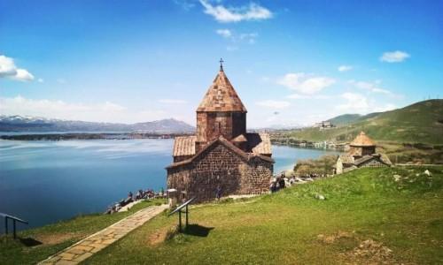 ARMENIA / Sewan / Sewan / Monastyr