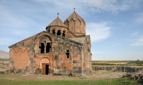 Zdjecie ARMENIA / Aragatsotn / Ohanavan / Monastyr Hovhannavank