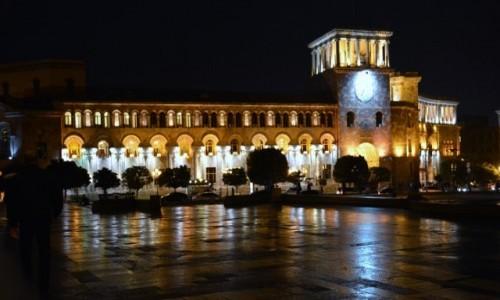 Zdjecie ARMENIA / Yerewan / Erywań / Plac Republiki