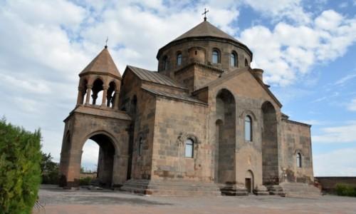 Zdjęcie ARMENIA / Armavir / Vagharshapat / Kościół św.Hripsime