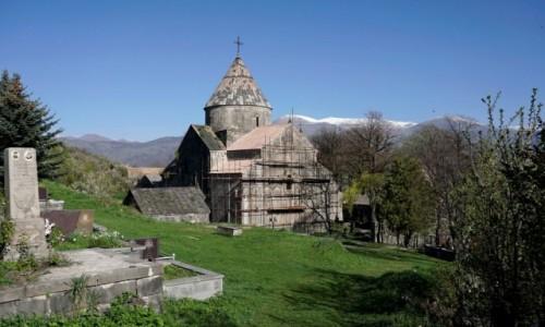 Zdjecie ARMENIA / Lori / Sanahin / Monaster Sanahin