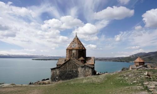 Zdjecie ARMENIA / Gegharkunik / Sewan / Monaster Sewanawank