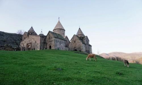 ARMENIA / Tavush / Gosh / Monaster Goszawank