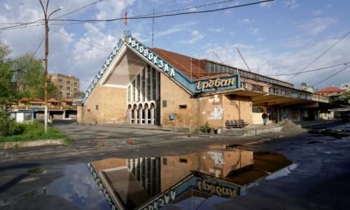 Zdjecie ARMENIA / Erewań / Erewań / Dworzec autobusowy w Erewaniu