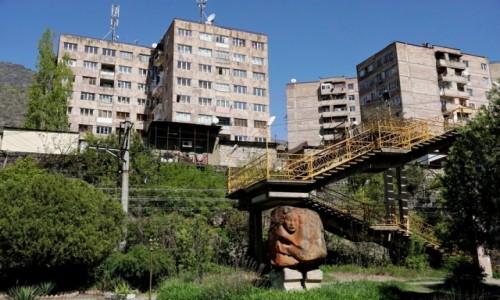Zdjecie ARMENIA / Lori / Alawerdi / Osiedle mieszkaniowe w Alawerdi