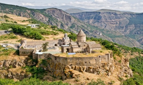 ARMENIA / Sjunik / Tatev / Tatev