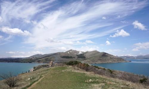 Zdjecie ARMENIA / Gegharkunik / Sewan / Półwysep Sewan