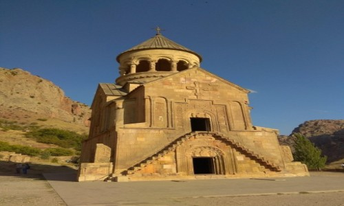 Zdjecie ARMENIA / Noravank / Noravank / Noravank