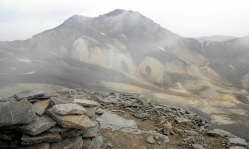 Zdjecie ARMENIA / Aragacotn / Aragac / na wulkanie