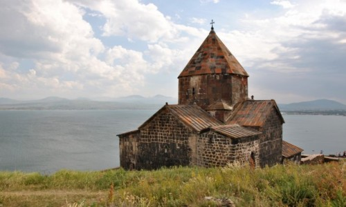 Zdjecie ARMENIA / Jez. Sewan / Sevanawank / Sevanawank