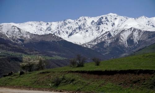 Zdjecie ARMENIA / - / Tatew / Góry Barguszati w pobliżu Tatew
