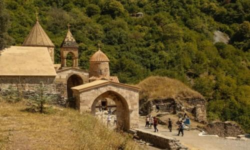 Zdjecie ARMENIA / Republika Arcach / Górski Karabach / Monastyr Dadivank