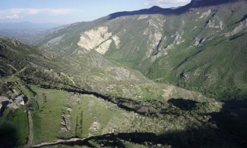 Zdjęcie ARMENIA / - / Tatew / Widok z kolei linowej