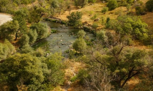 ARMENIA / Arcach / Górski Karabach / Oaza zieleni...