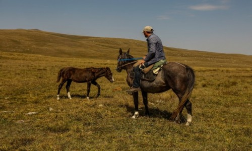 Zdjecie ARMENIA / centralna Armenia / Góry Gegamskie / Góry Gegamskie