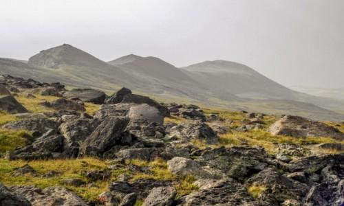 ARMENIA / Aragacotn / Aragac / wulkaniczne zbocza